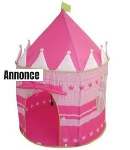 Prinsesse telt
