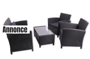 Sofa i polygattan